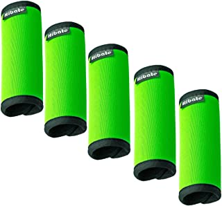 Hibate Comfort Neoprene Luggage Handle Wrap Grip - Fluorescent Color