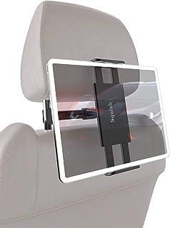 Squish Car Headrest Mount Holder, Universal Car Headrest Mount Car Backseat Tablet Holder for iPad Pro/Air/Mini, Kindle,Ta...