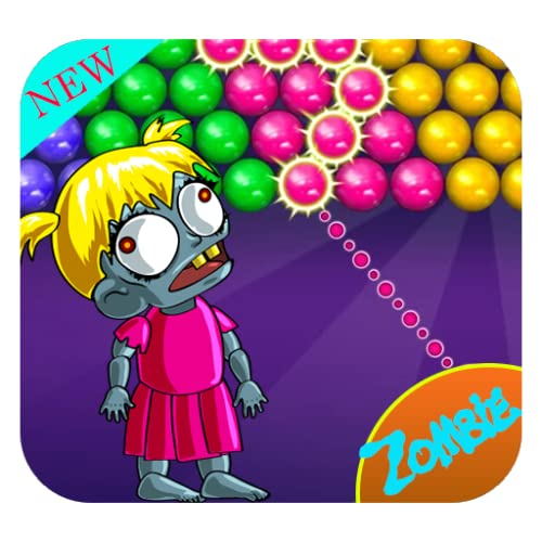 The Zombie Adventure: Bubble shooter Adventure in the zombie island 2019