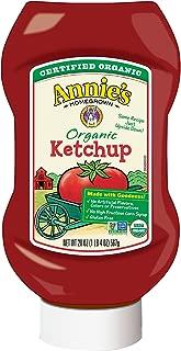 Annie's Organic Ketchup, 20 oz