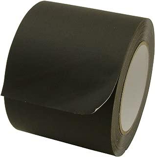 J.V. Converting J90/BLK425 JVCC J90 Low Gloss Gaffer-Style Duct Tape: 4 x 75 ft.