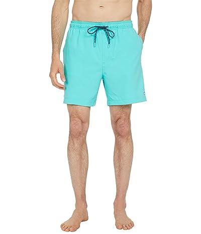 Southern Tide Solid Swim Trunks