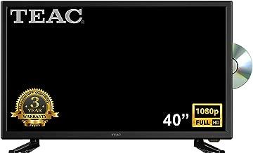 "TEAC 40"" Full HD TV DVD Combo | MPEG 4, USB Recording| PC Audio Input | Wall-Mountable | Multi-Region DVD | Multimedia Playback w Remote | 3 Year Warranty"