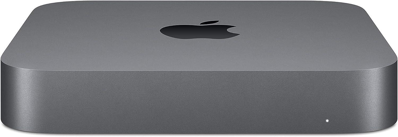 Apple Mac Mini Desktop - Intel Core i3-8GB Memory - 256GB Solid State Drive (Renewed)