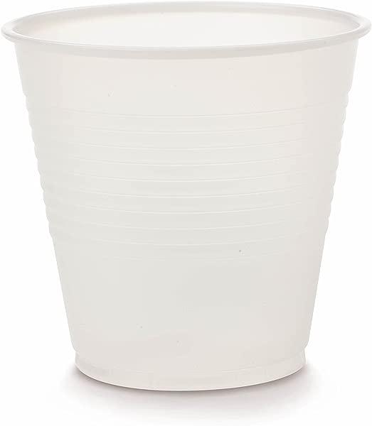 Medline NON03005 一次性冷塑料饮水杯 5 盎司装 2500 ml
