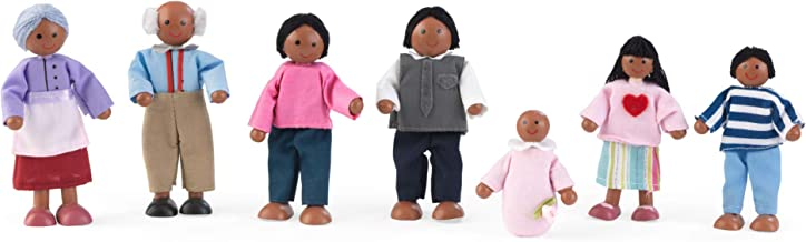 Doll Family of 7 African American - Variations