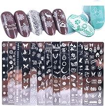 Best leaf nail stamp Reviews