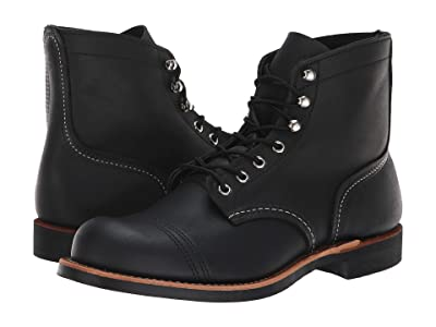 Red Wing Heritage 6 Iron Ranger Lug (Black Harness) Men