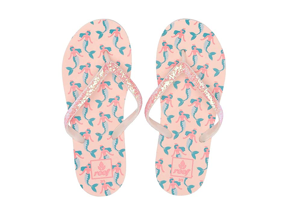 Reef Kids Stargazer Prints (Little Kid/Big Kid) (Mermaid) Girls Shoes