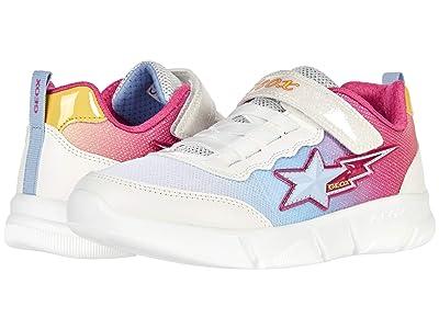 Geox Kids Aril 4 (Little Kid/Big Kid) Girl