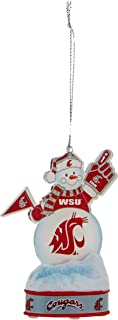 Boelter Brands NCAA Unisex NCAA Stained Glass Window Ornament