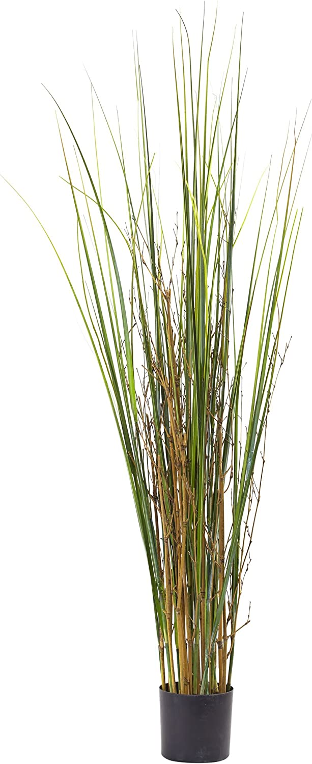 Nearly Natural Grass 4' Wholesale Bamboo Max 51% OFF Plant