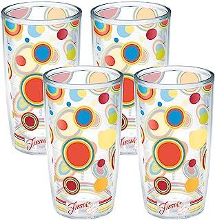 Tervis No Lid Glass, Clear, 16 oz - Tritan - 1141651