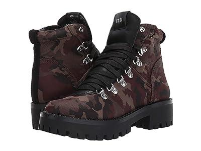 Steve Madden Bumper Hiker Boot (Camoflage) Women
