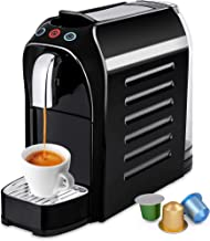 Best Choice Products Automatic Programmable Espresso Single-Serve Coffee Maker Machine w/Interchangeable Side Panels, Nespresso Pod Compatibility, 2 Brewer Settings, Energy Efficiency Mode