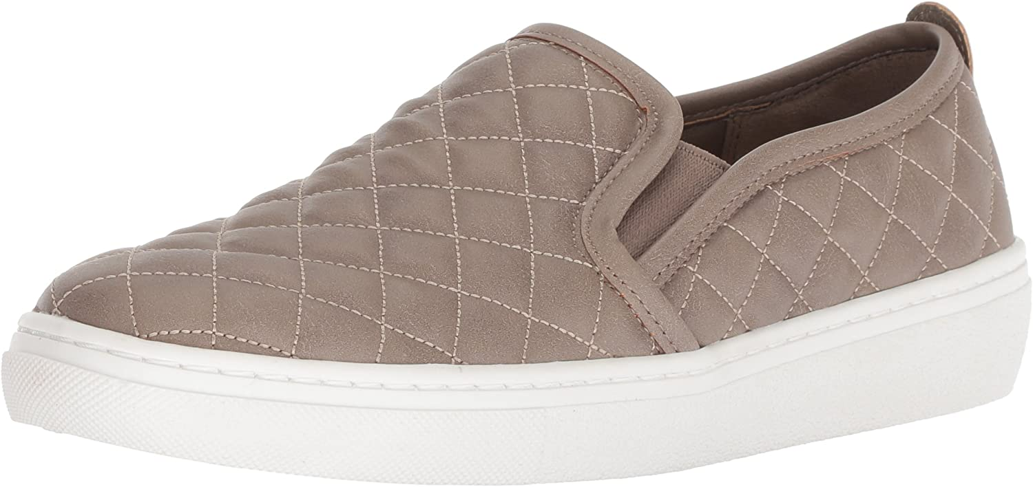 Skechers Womens goldie - Quilted Twin Gore Sneaker