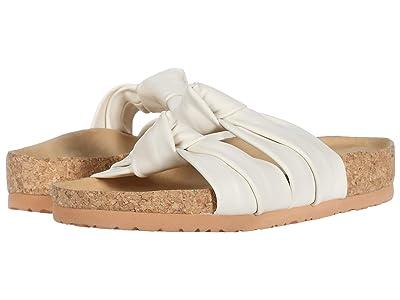 Soludos Clara Knotted Sandal (White) Women