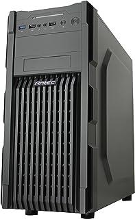 Antec 0-761345-15200-6 - Carcasa de Ordenador, Color Negro