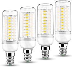 LED Corn Bulbs 12W, 100W Incandescent Bulbs Equivalent 3000K Warm White LED 72 * 5730 SMD 1200Lm E14 Edison Screw Light Bu...
