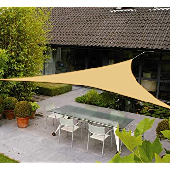 Easy for Life - Toldo Triangular 280 x 280 x 400 cm 007054: Amazon ...