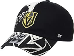 Vegas Golden Knights Patchwork 47 Clean Up