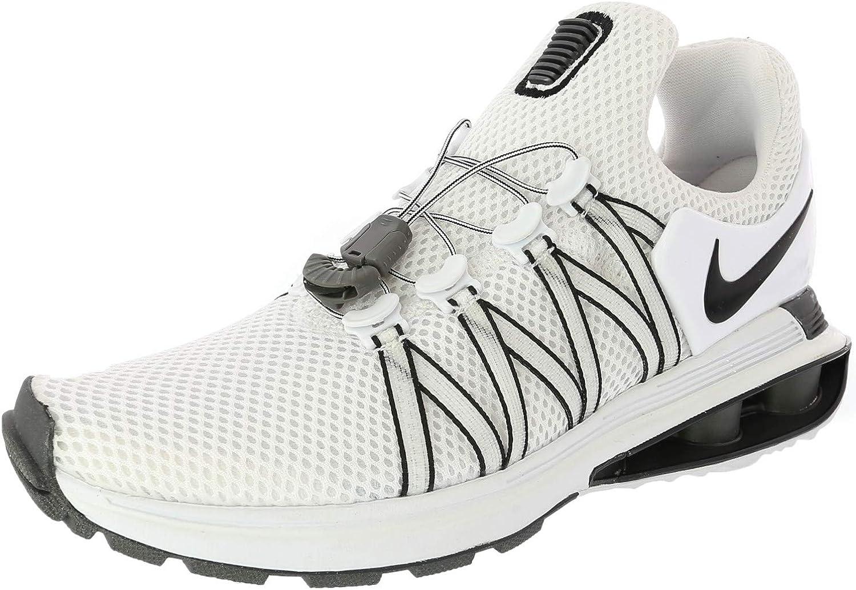 Nike Woherrar Shox Gravity vit  svart - Ankle Ankle Ankle High springaning skor 7M  butikshantering