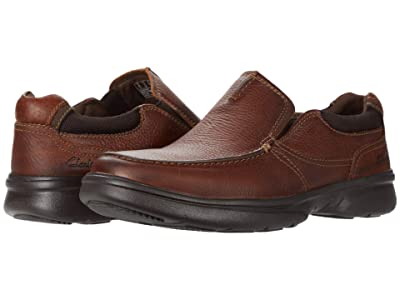 Clarks Bradley Free (Tan Tumbled Leather) Men