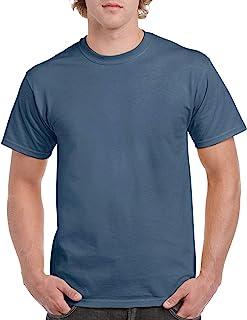 Gildan Men's Heavy Cotton T-Shirt, Style G5000, 2-Pack