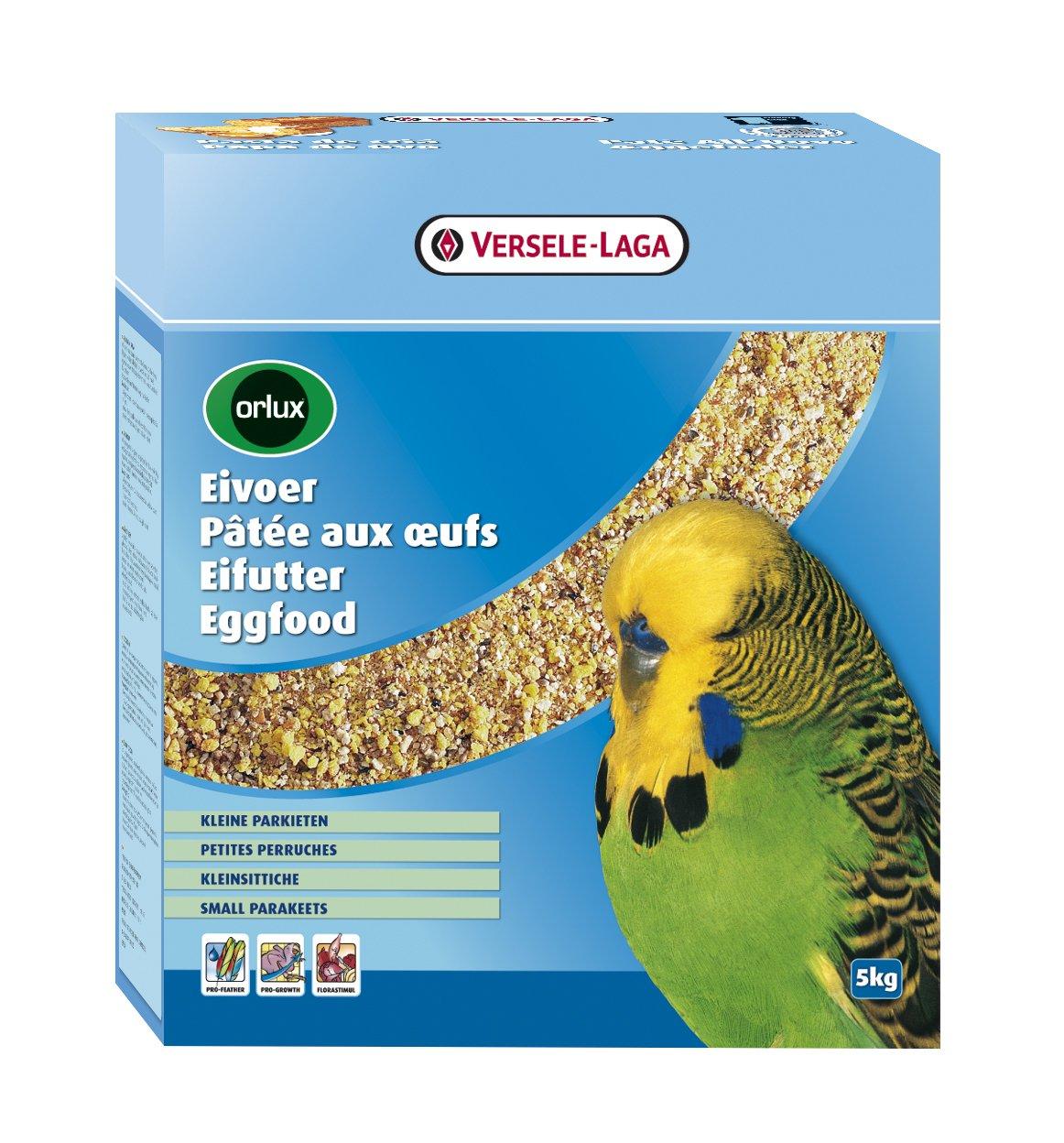 Prestige Versele Laga Eggfood Dry For Budgies / Parakeets 5Kg
