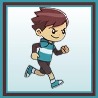 running sport - run boy games