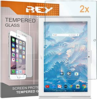 10.1 pollici QWERTZ Tablet Borsa-ACER ICONIA ONE 10 b3-a30 TASTIERA BLU 10