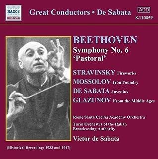 Great Conductors: Juventus De Sabata [Importado]