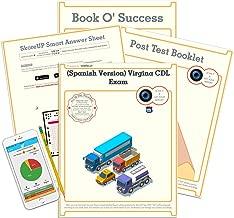 (Spanish Version) Virgina CDL Exam, VA Commercial Driver's License Test Prep, Study Guide