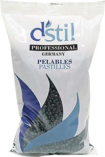 1 kg Dstil Waxing Perlen hochwertige Wachsperlen Azulen Wachs für Haarentfernung ohne Vliesstreifen Premium Ganzkörper Enthaarung