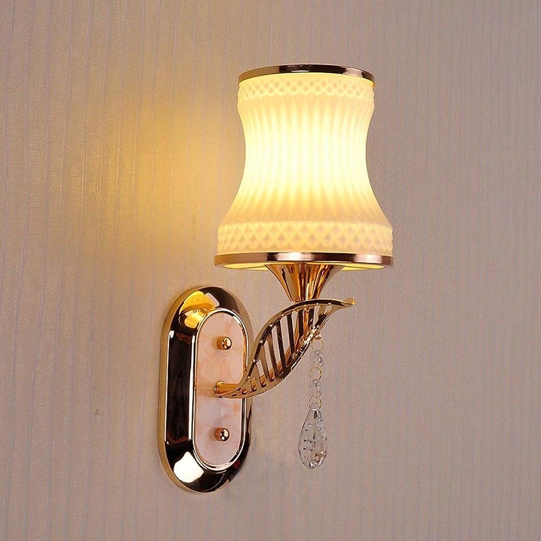 本怒りパステルBXJ 現代のシンプルなウォールランプ暖かい寝室のベッドサイドランプのリビングルームの通路の入り口廊下階段LEDライトA (Color : A)