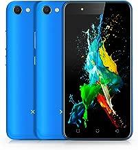 Xgody Android 8.1 Unlocked Cell Phones Cellphone Unlocked Dual Rear Camera Unlocked Smartphones 8GB+1GB Celulares Desbloqueados 2G/3G telefonos desbloqueados for T-Mobile/AT&T/MetroPCS (Blue)