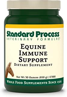 Standard Process - Equine Immune Support - Supports Immune Response, Provides Nutrients That Support Antioxidant Activity - 30 oz.