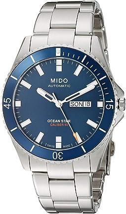 Ocean Star Stainless Steel Bracelet - M0264301104100