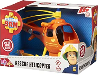 Toyland Fireman Sam Rescue Helicopter