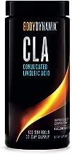 BodyDynamix CLA Conjugated Linoleic Acid, 120 Softgels, Fuels Energy and Fat Metabolism