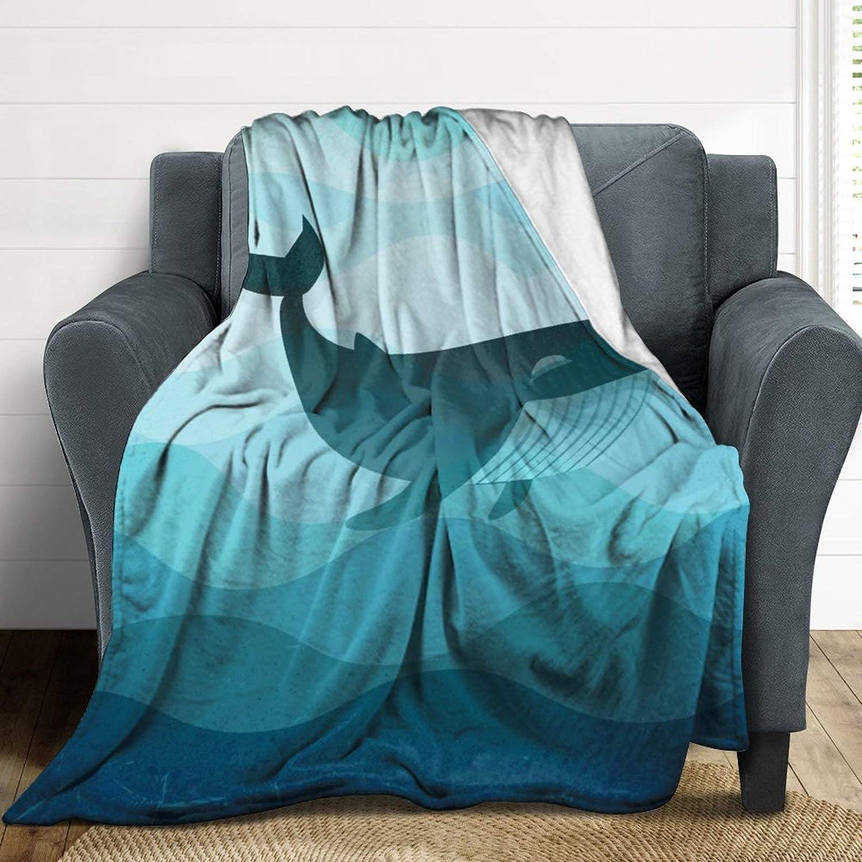 Blanket ショップ Carpet Plush Soft 引き出物 Flannel Bed Throw Illustrati