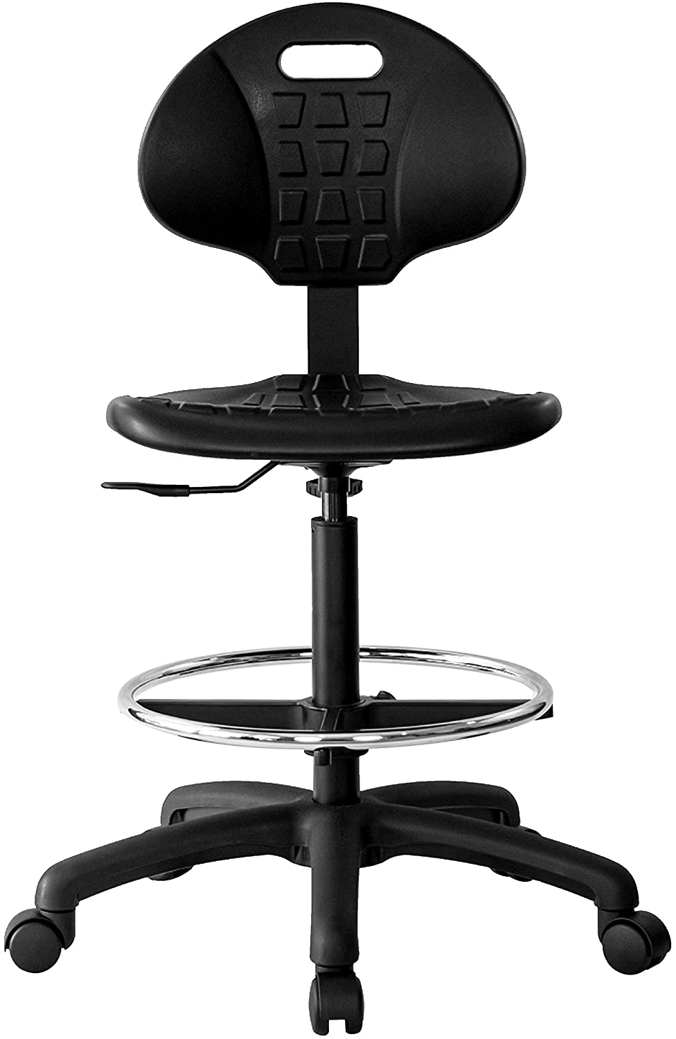 CHAIR MASTER store Drafting Stool - Easy to Ergonomic Polyureth Gorgeous Clean