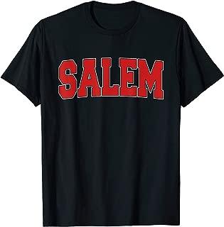 SALEM MO MISSOURI Varsity Style USA Vintage Sports T-Shirt
