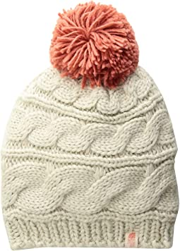 0aa58f6aee22e The north face triple cable fur pom