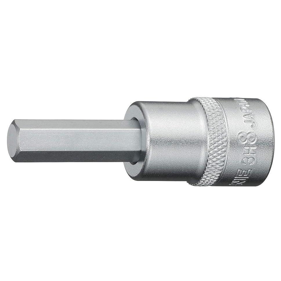 臭いピックフォーカストネ(TONE) ヘキサゴンソケット 差込角9.5mm(3/8