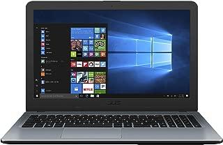 Asus Vivobook X540UB-DM657T Laptop (Silver) - Intel Core i7-8550U,12GB RAM,1000GB HDD, 2GB VGA-MX110, 15.6-Inch, Windows 10, Eng-Arb-KB