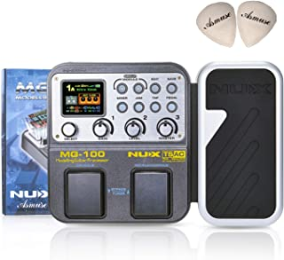 Asmuse Multi Effect Pedal (silver)