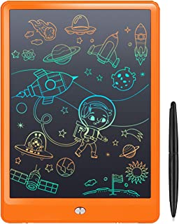 LCD Writing Tablet Cimetech 10 Inch Reusable eWriter, Doodle Drawing Pad Game Playing Board Gift for Toddlers & Kids, Teac...