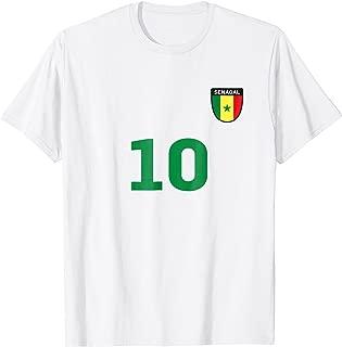 Senegal Soccer Jersey World Football 2018 Fan