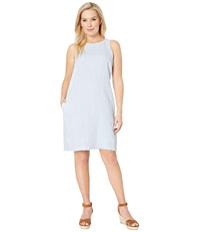 Tommy Bahama Crystalline Waters Shift Dress (New Blue Opal) Women